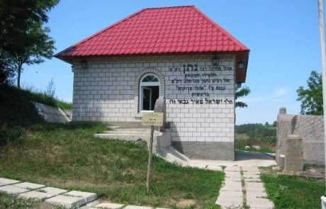 """רבי נתן – מוהרנ""""ת"""