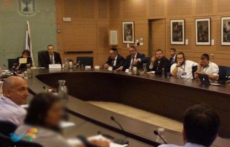 דיון בכנסת על הפקעת מחירי הטיסות לאומן לקראת ראש השנה